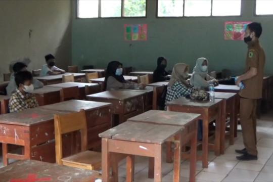 1.107 sekolah gelar PTM terbatas di Kabupaten Bandung