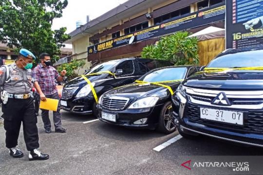 Polisi buru dokter di Medan tersangka penggunaan mobil bodong
