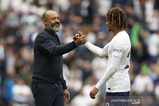 Nuno prediksi laga Tottenham melawan Burnley akan berjalan berat