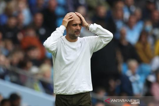 Guardiola dibuat bingung dengan larangan tampil pemain Brazil