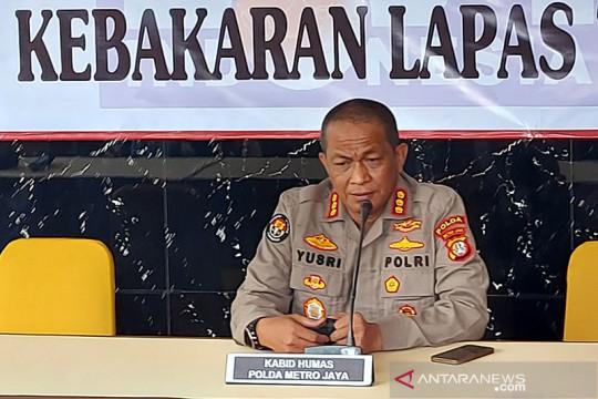 Polda Metro dijadwalkan periksa dua pejabat Lapas Kelas 1 Tangerang