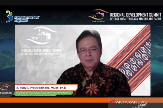 Bappenas : Pembangunan Indonesia timur berbasis kewilayahan