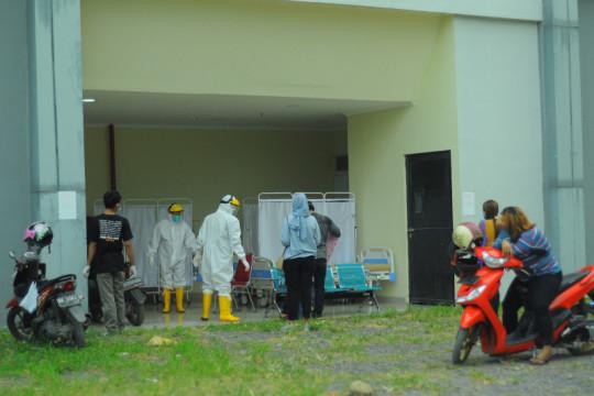 Dinkes: Pasien COVID-19 di Lampung bertambah 100 dan meninggal 10