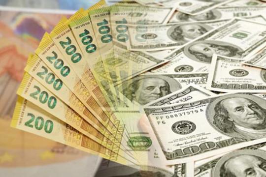 Dolar melemah, euro terangkat langkah ECB pangkas dukungan darurat