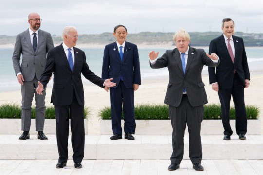 G7 cari lebih banyak kemajuan dalam reformasi pajak perusahaan global