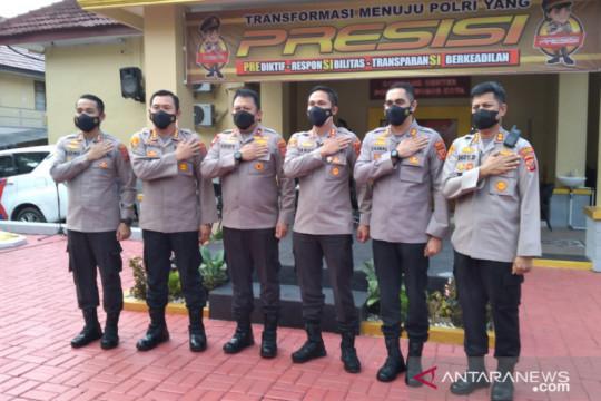 Polisi dirikan 14 penyekatan di Puncak saat pemberlakuan ganjil genap