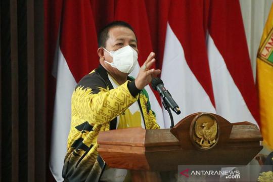 Gubernur lepas kontingen Lampung untuk PON Papua