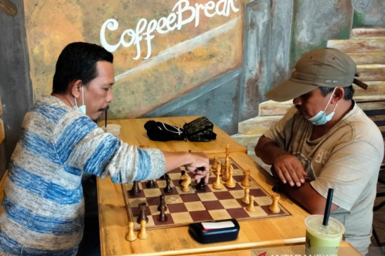 Hamdani asal Kalbar terpilih jadi wasit catur di PON Papua