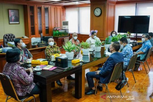 PWI diajak Menteri LHK gaungkan isu kepedulian lingkungan pada HPN