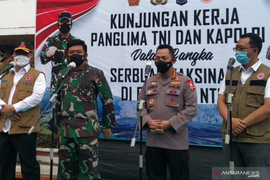 Panglima TNI minta masyarakat gunakan masker jadi kebiasaan