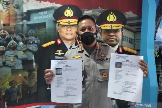 Polda Papua Barat merilis 17 DPO penyerang Posramil Kisor Maybrat