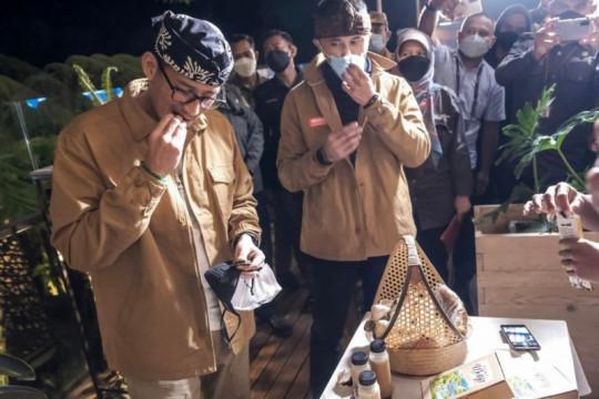 Menparekraf yakin kuliner di Bandung Barat berdaya saing internasional