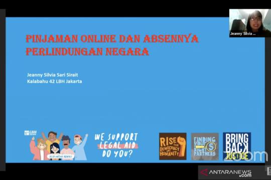"""LBH Jakarta: Perempuan pengguna aplikasi """"pinjol"""" rentan alami KBGS"""