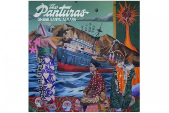 "The Panturas rilis album kedua ""Ombak Banyu Asmara"""