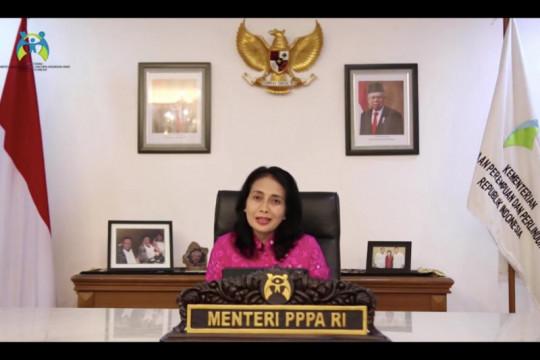 Menteri PPPA: Pemberdayaan perempuan prioritas pembangunan Indonesia
