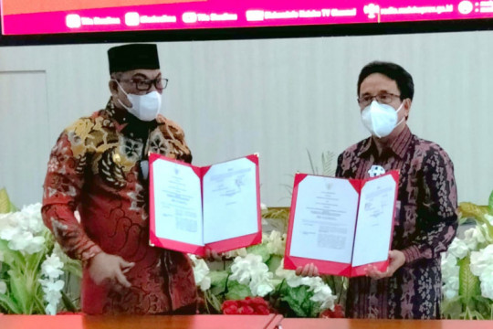 BSN dan Provinsi Maluku dorong daya saing produk Indonesia timur