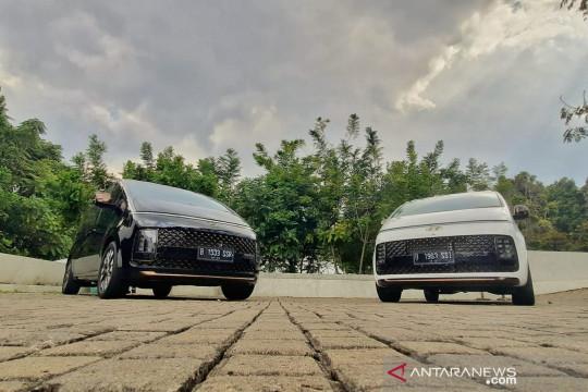 "Komposisi pemesanan Hyundai Staria didominasi varian ""7-seater"""
