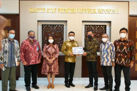 Moeldoko sambut baik pembangunan rumah ibadah GKI Yasmin Bogor