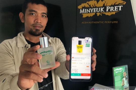 Minyeuk Pret, produk UMKM lokal Aceh yang mendunia