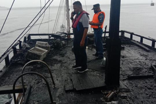 Kepala UPP Labuan Bajo: Tidak ada korban jiwa kebakaran kapal pinisi