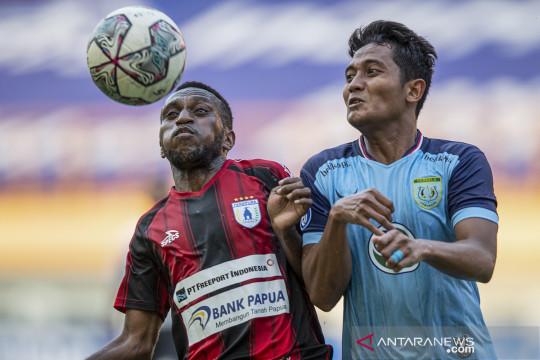 Persela Lamongan tundukkan Persipura Jayapura 1-0
