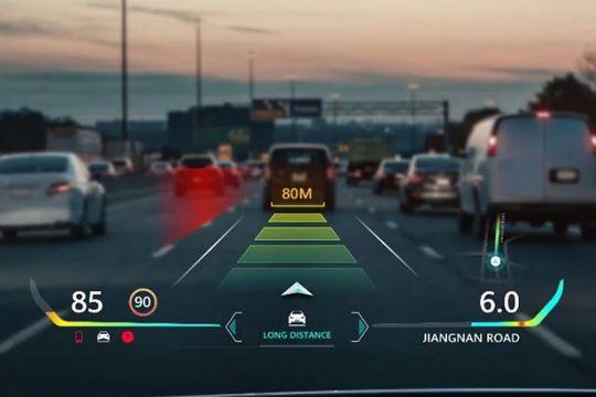 Tawarkan pengalaman baru, Huawei AR-HUD debut di IAA Mobility 2021
