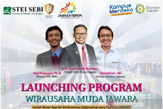 Jawara-STEI SEBI siap tumbuhkan wirausahawan muda di Kota Depok