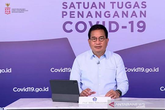 Satgas COVID-19: KM Tidar disiapkan untuk dukung PON Papua