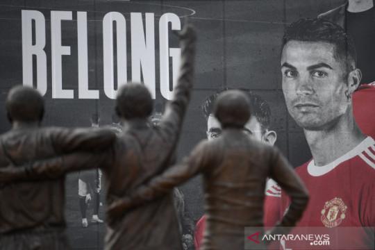 Solskjaer isyaratkan Ronaldo akan berlaga ketika MU hadapi Newcastle