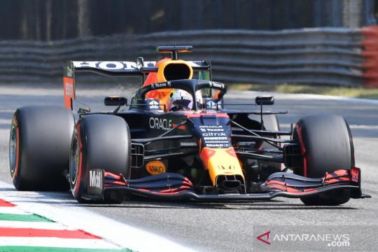 Pakai power unit baru, Verstappen start GP Rusia dari belakang