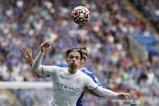 Liga Inggris : Leicester City vs Manchester City