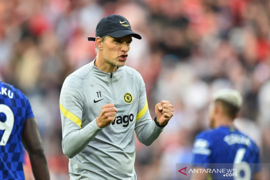 Tuchel senang Chelsea menang melawan Aston Villa