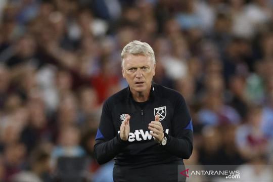 David Moyes akui West Ham tak punya pengalaman di Liga Europa