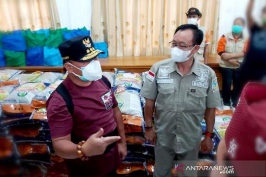 Gubernur Kalteng: Jangan ada penumpukan bantuan  terdampak banjir