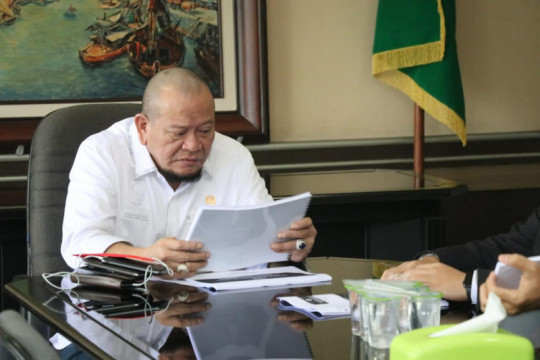 Ketua DPD minta aparat tidak represif sikapi rakyat salurkan aspirasi