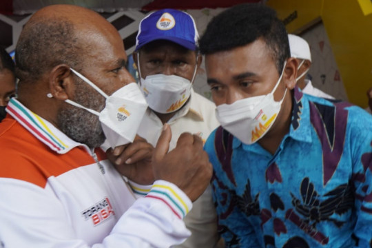 Stafsus: Presiden harap PON XX Papua beri dampak berganda