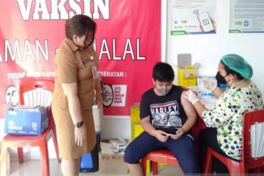 5.000 anak di Minahasa Tenggara sudah divaksin COVID-19
