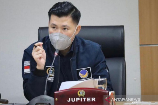 Fraksi NasDem DPRD DKI rampungkan LHKPN ke KPK