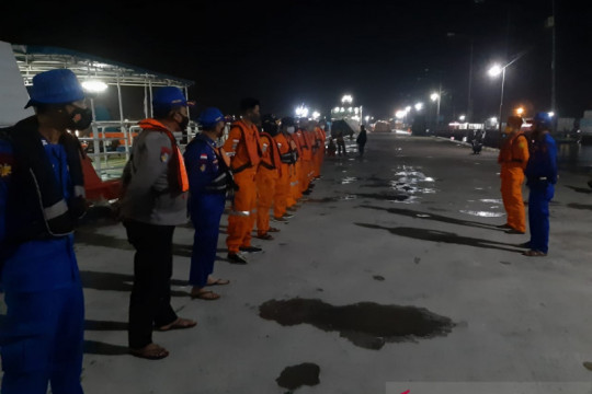 KM Tiga Putri hilang di perairan Sulteng terdampar di Sulawesi Utara