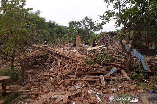 Dua orang tewas akibat ledakan di Pasuruan