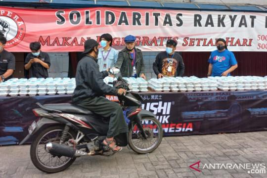 Pospera lakukan aksi sosial bantu warga di tengah pandemi COVID-19