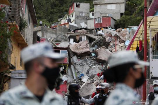 Bencana tanah longsor di Cerro del Chiquihuite, Meksiko