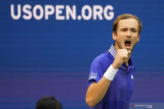 Tenis US Open:  Medvedev melaju ke final