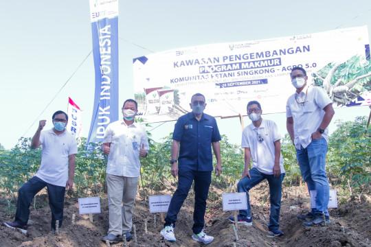 Kementerian BUMN: Petani banyak dapat kemudahan melalui Program Makmur