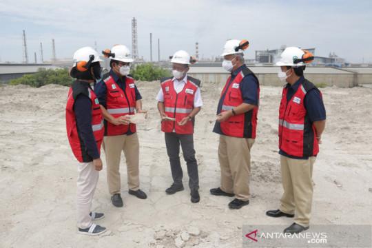 """Bahlil dukung proyek pabrik """"soda ash"""" pertama di Indonesia"""