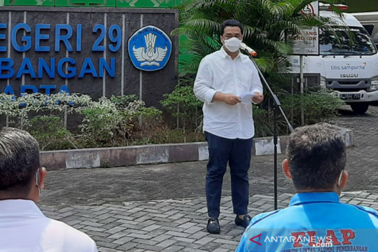 Wagub DKI optimistis perekonomian di Jakarta segera bangkit