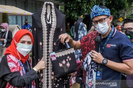 Menparekraf: Bandung harus bisa kalahkan Dubai dalam fesyen muslim