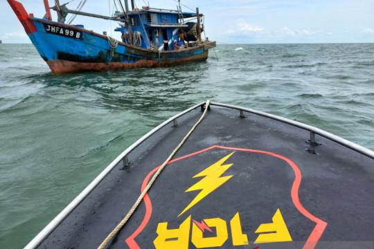 Bakamla tangkap kapal ikan Malaysia di Perairan Karimun