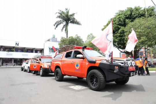 Kepala BNPB lepas Gerakan Mobil Masker untuk Malang Raya