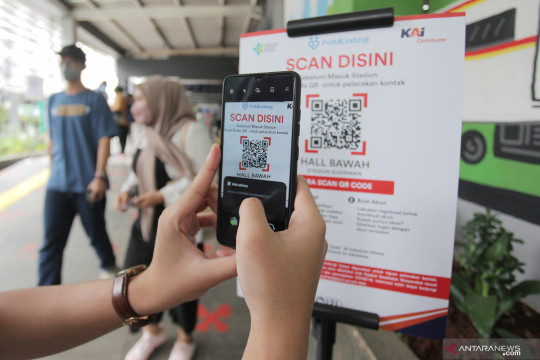 Jakarta kemarin, parkir liar hingga dosis vaksin COVID-19